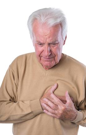 Herzinfakt, Bluthochdruck, Herzrhythmusstörung