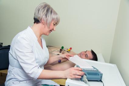 EKG – die wichtigste Untersuchung in der Kardiologie